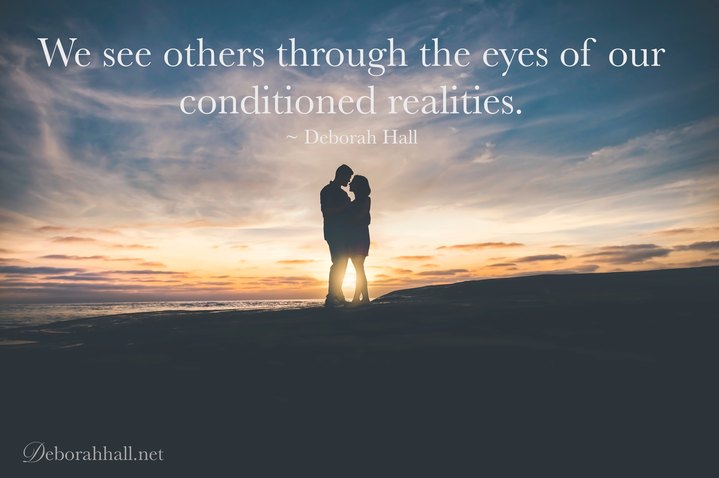 we see others