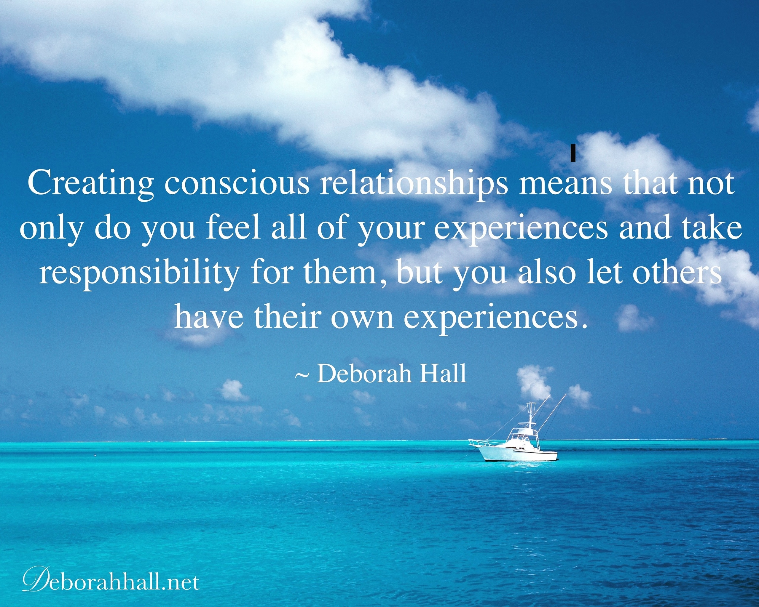 Creating Conscious Relationships